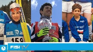 Pellegrino: Dai gol alle vittorie sugli sci