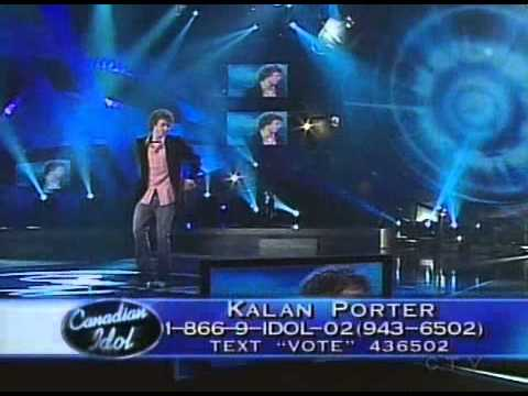 Canadian Idol 2 - Top 5