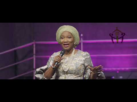 REV FUNKE FELIX ADEJUMO || WOMEN OF DESTINY 2018 || PART 1