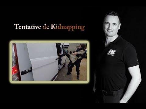 Krav Maga defense contre KIDNAPPING