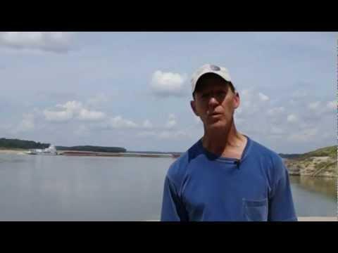 TR IV Mississippi River trip