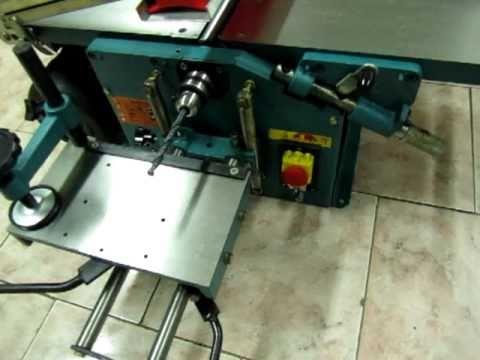 Комбинированный деревообрабатывающий станок от компании jet, модель pkm-300 performax, предназначен для выполнения широкого спектра.