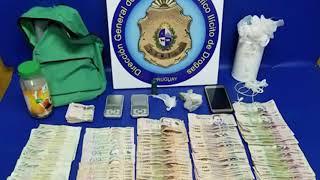 Cerraron varias bocas de venta de droga en Paysandú y Canelones