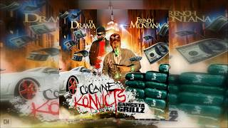 French Montana - Cocaine Konvicts [FULL MIXTAPE + DOWNLOAD LINK] [2009]