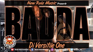Di Versitile One - Badda [Audio Visualizer]