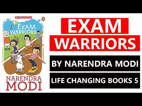 Life Changing Books, Exam Warriors By PM Narendra Modi, Explained In Hindi For Competitive Exams