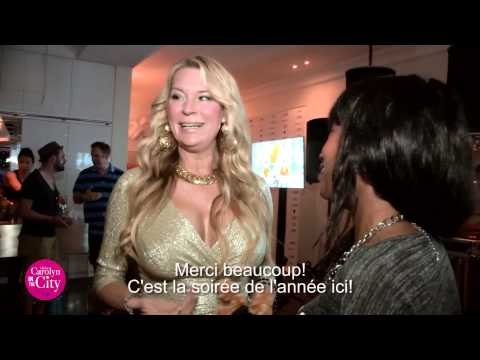 Carolyn in the city - The Queen Of Versailles : Jackie Siegel