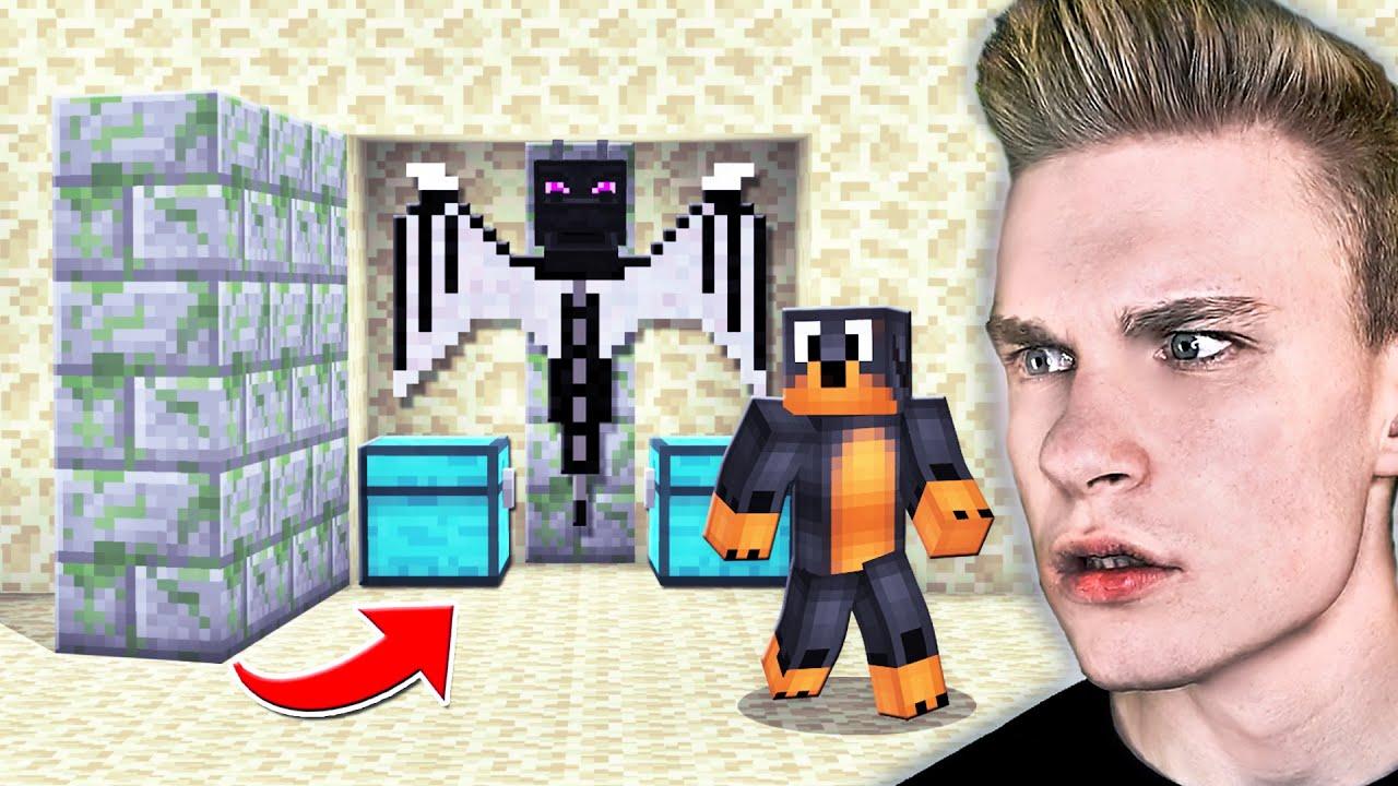 TEGO SIĘ NIE SPODZIEWAŁEM po TWIERDZY KRESU w Minecraft!