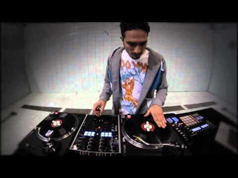 DJ Unkut Demonstrates TRAKTOR Native Scratch Technology