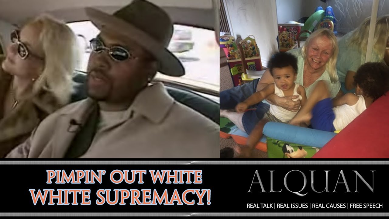 Tariq Nasheed: Pimping White Supremacy?