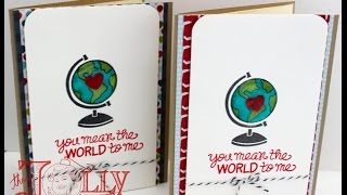 You mean the world to me for Operation Write Home OWH
