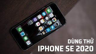 cuhiep xài thử iPhone SE 2020: cũng được