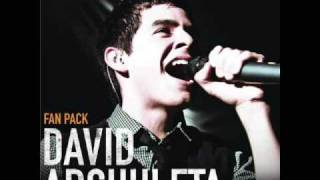David Archuleta - Zero Gravity (Instrumental)