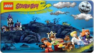 СКУБИ Ду ПОБЕГ c Острова Призраков / Scooby Doo Escape from Haunted Island