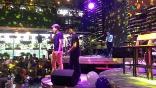 Bài ca tình yêu (live) - M4U ft fan M4U (Offline sinh nhật M4U lần 10