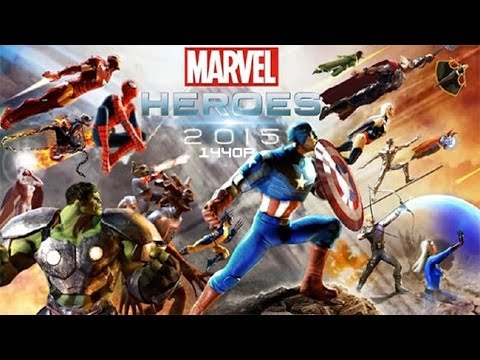 marvel online games 2015