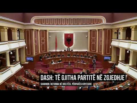 DASH: Të gjitha partitë në zgjedhje - Top Channel Albania - News - Lajme