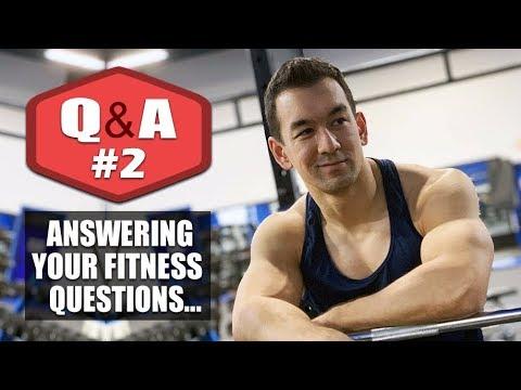 Fitness Q A 2 Intermittent Fasting NoFap Multivitamins