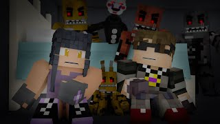 Minecraft FIVE NIGHTS AT FREDDY'S 4 HIDE N SEEK 2!