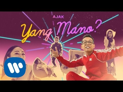 Ajak - Yang Mano (Official Music Video)