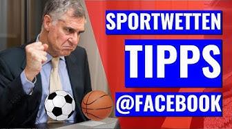 Sensationeller Sportwetten-Tipp von Radek Vegas - Wett-Vorhersagen Gruppe auf Facebook