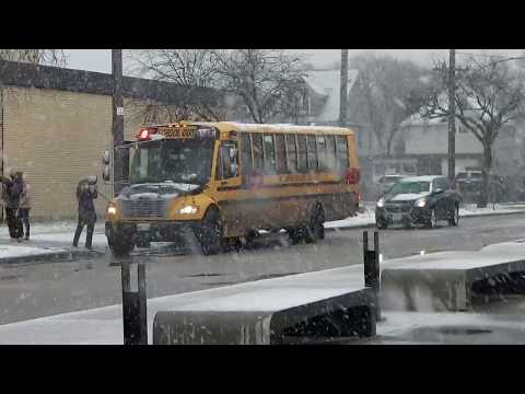 Winnipeg Today | 79 | Snowing again | April 15 | 9 am