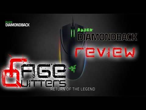 RageQuitters Reviews: Razer Diamondback Chroma Gaming Mouse