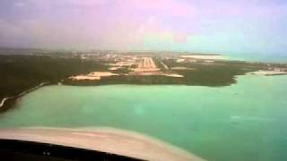 citation mustang c 510 landing mbpv provo providenciales