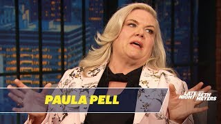 Paula Pell Made Her Mom Watch a Dirty Video