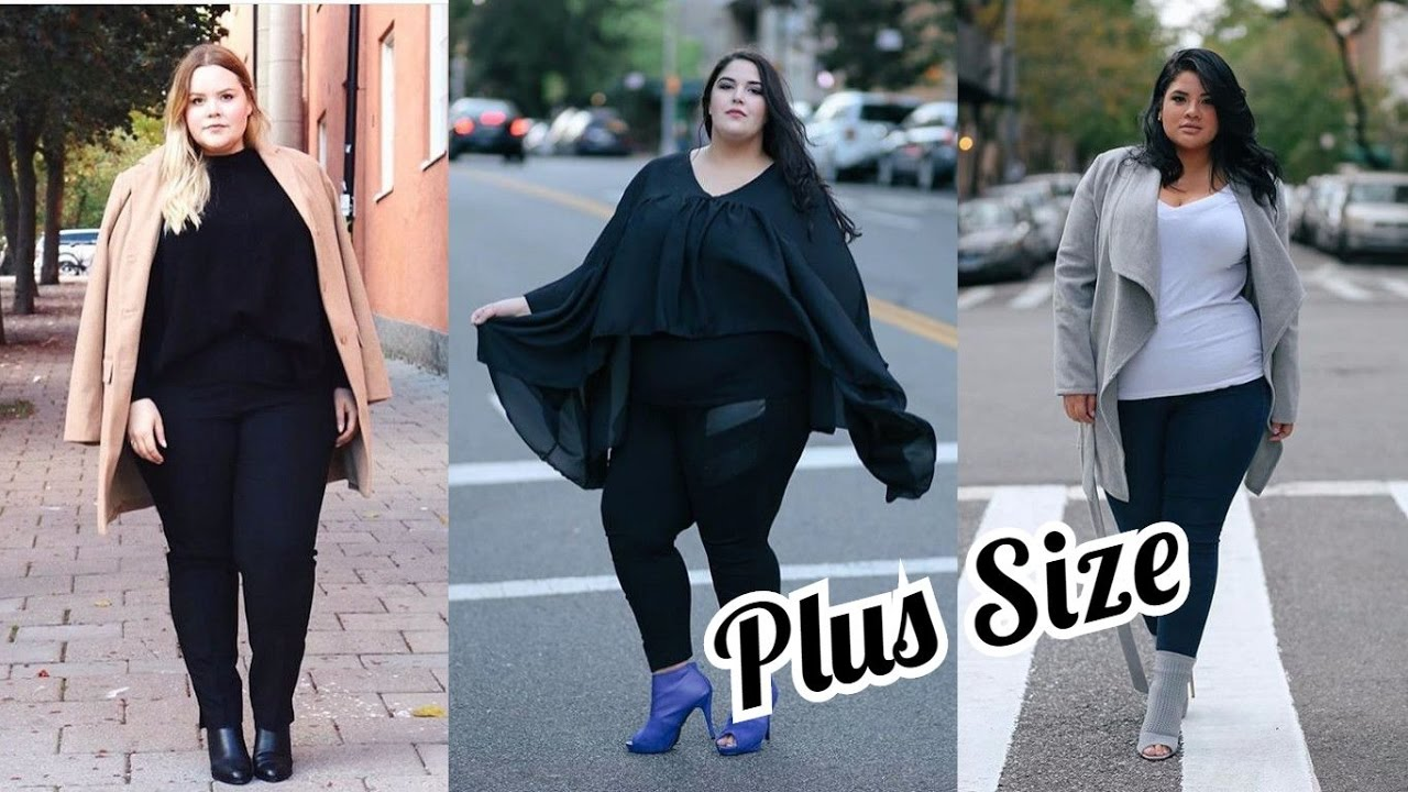 Winter outfits 2017 plus size
