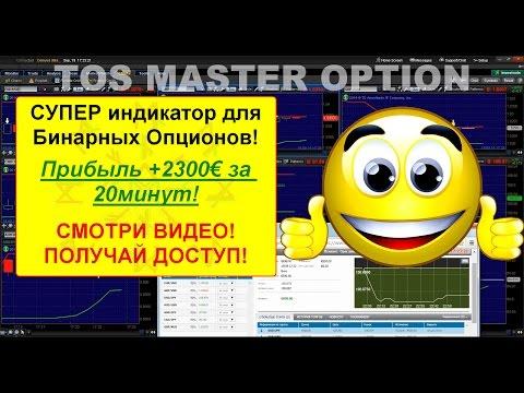 Самый ПРИБЫЛЬНЫЙ Индикатор для Бинарных Опционов MASTER OPTION V1.3(Торги 24 07 2014)
