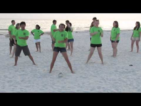Sandstorm Flash Mob Dance