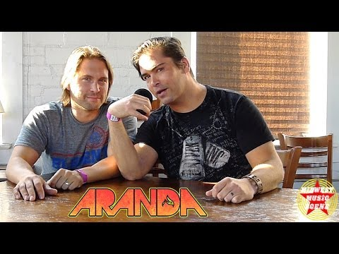 ARANDA interview!