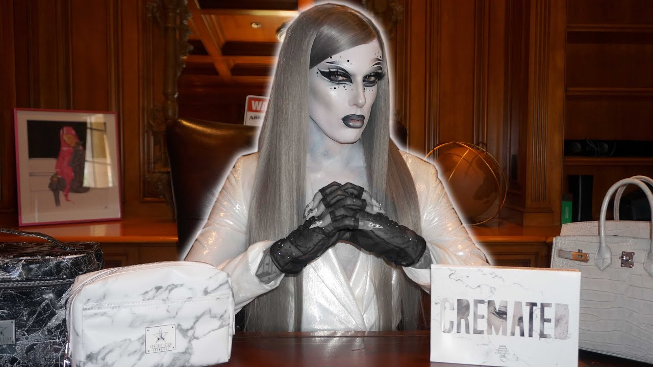 Jeffree Star Responds to Backlash Over 'Cremated' Makeup Palette