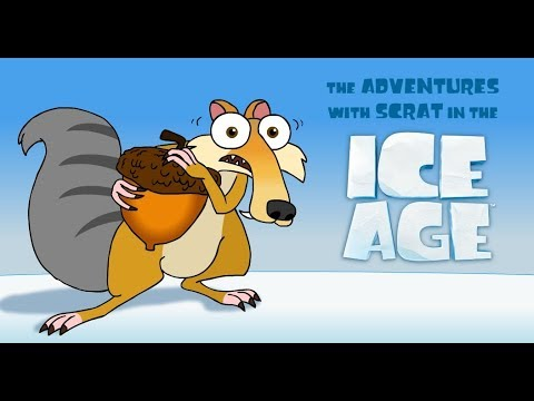 the adventures with scrat in the ice age fan made youtube. Black Bedroom Furniture Sets. Home Design Ideas