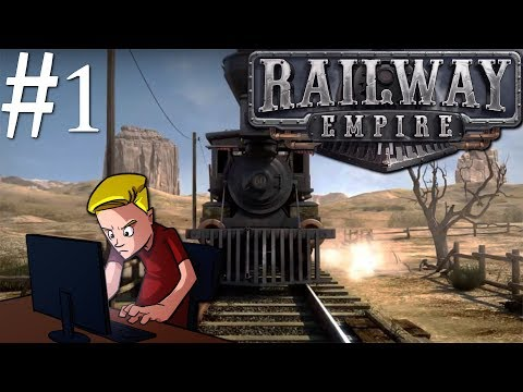 Railway Empire | Campaign | Chapter 2 The Early Days | Part 1