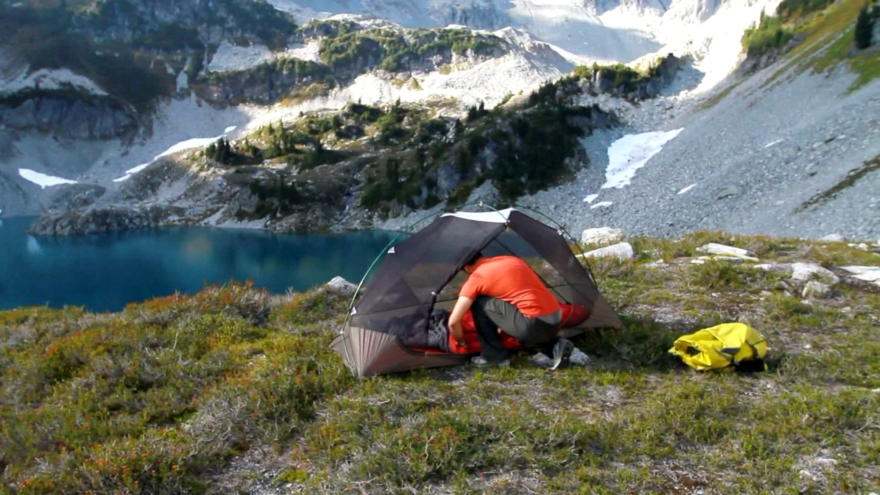 & MSR Hubba 1P Tent at REI