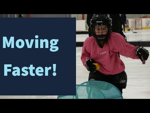 Learn to Skate Class #3 | Kids' Ice Hockey