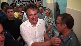 Inauguração IML Russas Antônio José Albuquerque presidente do PP Ceará