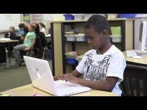 Blended Learning at Spanaway Elementary School