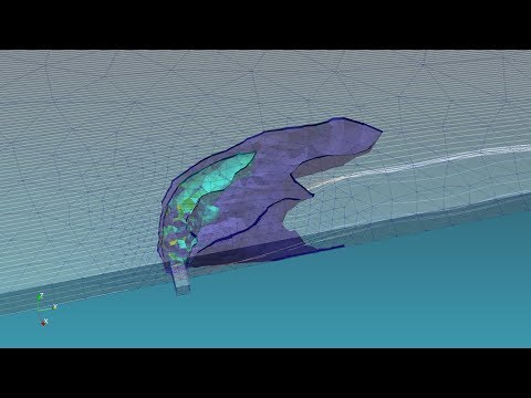 Modeling Effluent Disposal Mixing Zone into the Ocean with OpenFOAM
