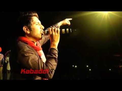 Sardari Jatt Di | Jass Bajwa | Pohlo Majra Kabaddi Cup 2015 | Gopi Sarpanch