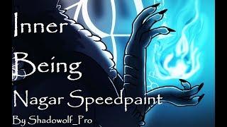 Inner Being - OC Speedpaint - Nagar