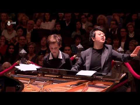 Lang Lang & 100 pianists at The Royal Concertgebouw Amsterdam