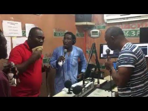 Watch Apostle Paul Oko Hackman lovely live...