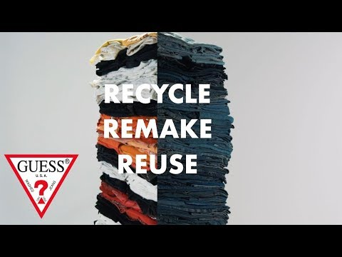 Guess Sustainability | RESOURCED Program