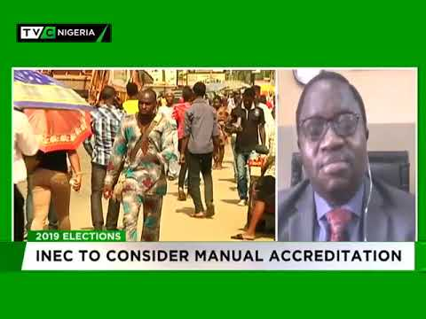 INEC to consider manual accreditation