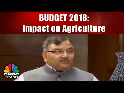 BUDGET 2018: Impact on Agriculture | Commodity Champions | CNBC TV18