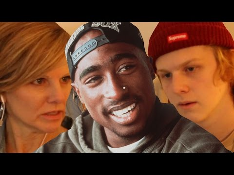 Mom reacts to 2Pac