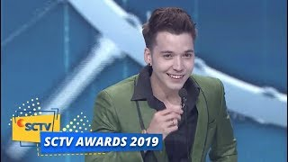 Stefan William - Aktor Utama Paling Ngetop | SCTV Awards 2019